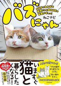 バズにゃん SNSでみんなを笑顔にした猫69匹の秘密がギュッ!