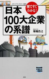 図ですぐわかる!日本100大企業の系譜
