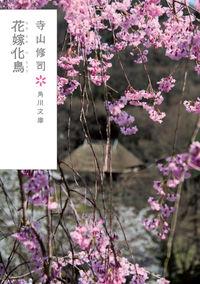 寺山修司『花嫁化鳥』表紙