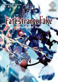 Fate/strange Fake vol.4の表紙画像