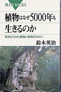 植物はなぜ5000年も生きるのか 寿命からみた動物と植物のちがい ブルーバックス ; B-1365
