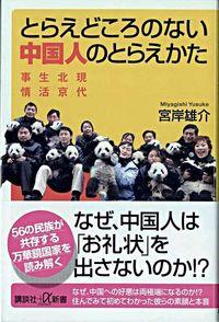 とらえどころのない中国人のとらえかた : 現代北京生活事情