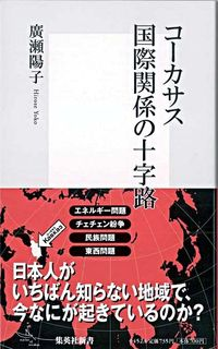 コーカサス国際関係の十字路 (集英社新書 452A)