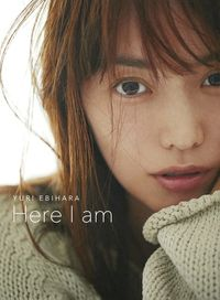 YURI EBIHARA Here I amの表紙画像