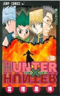 HUNTER×HUNTER 10