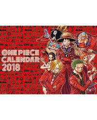 『ONE PIECE』コミックカレンダー2018