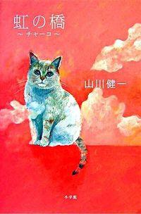 山川健一『虹の橋 : チャーコ』表紙