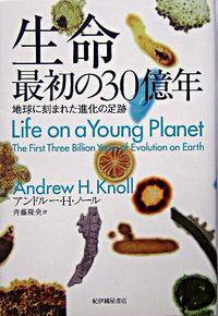生命最初の30億年 : 地球に刻まれた進化の足跡