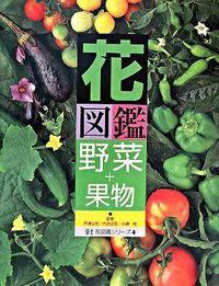 花図鑑 野菜+果物