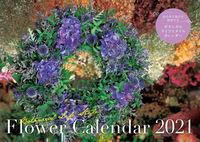 Flower Calendar 2021 Botanical life style (フラワー カレンダー 2021 ボタニカル ライフ スタイル)【S9】