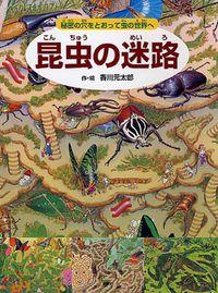 昆虫の迷路 / 秘密の穴をとおって虫の世界へ