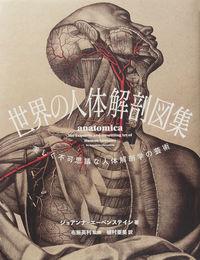 世界の人体解剖図集