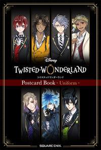 『ディズニー ツイステッドワンダーランド』ポストカードブック  Uniform