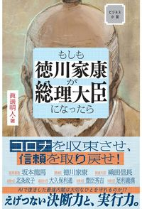 ビジネス小説 もしも徳川家康が総理大臣だったら