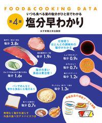 塩分早わかり  第4版 いつも食べる量の塩分がひと目でわかる FOOD & COOKING DATA