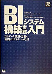 BIシステム構築実践入門 / DBデータ活用/分析の基礎とビジネスへの応用
