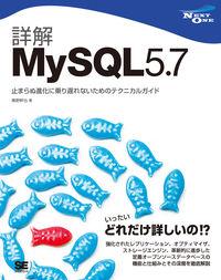 詳解MySQL5.7 / 止まらぬ進化に乗り遅れないためのテクニカルガイド
