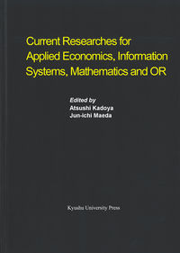 Current Researches for Applied Economics, Information Systems, Mathematics and OR