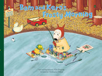 Bam and Kero's frosty morning / 英語版