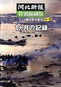 3・11東日本大震災1カ月の記録 / 2011・3・11~4・11紙面集成