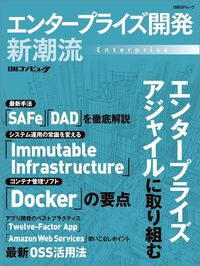 エンタープライズ開発新潮流 / エンタープライズアジャイル/SAFe/DAD/Docker