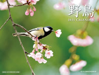 2021野鳥カレンダー