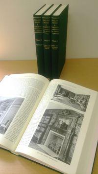 写真図説 イギリスの邸宅建築と庭園 第3回配本『初期・後期ジョージアン様式およびイギリスの庭園』(全3巻)English Homes & Gardens,Part 3: Early and Late Georgian & English Gardens