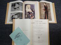 パリ装飾芸術美術館浮世絵版画展 1909~1914年 全図録集成 (復刻版) 図録6点・合本3巻+別冊解説