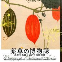 薬草の博物誌 / 森野旧薬園と江戸の植物図譜
