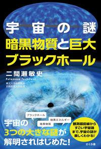 宇宙の謎 暗黒物質と巨大ブラックホールの表紙画像