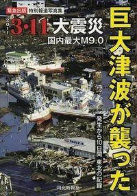 巨大津波が襲った / 3・11大震災
