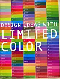 限られた色のデザインアイデア