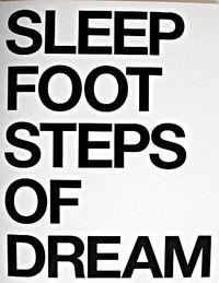 夢のあしあと