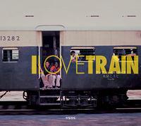 I LOVE TRAIN / アジア・レイル・ライフ